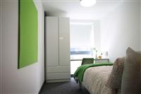 St James' Point, Pitt Street, 1 bed Studio in City Centre-image-1