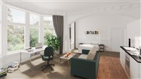 Claremont Place Student Residence, Spital Tongues, 1 bed Studio in Spital Tongues-image-1
