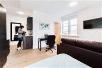 The Bruce Building, Newcastle Upon Tyne (SW), 1 bed Studio in City Centre-image-1