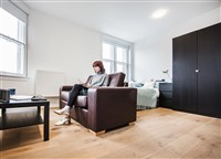 The Bruce Building, Newcastle Upon Tyne (SW), 1 bed Studio in City Centre-image-2