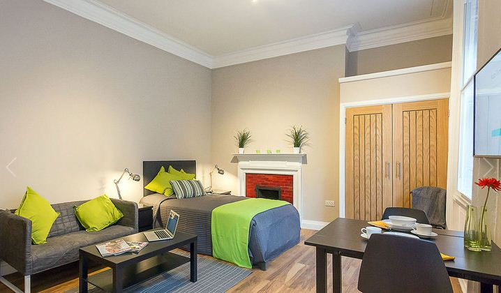 Dean Street, City Centre (R), 1 bed Apartment / Flat in City Centre-image-1