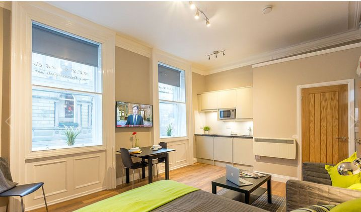 Dean Street, City Centre (R), 1 bed Apartment / Flat in City Centre-image-2