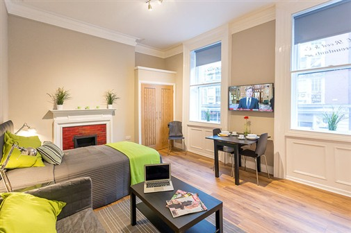 Dean Street, City Centre (S), 1 bed Apartment / Flat in City Centre-image-1