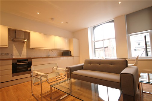 Chaucer Building, City Centre (S0U), 2 bed Apartment / Flat in City Centre-image-1